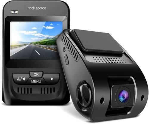 Rock space HDR FHD Dash Cam Car Camera Review