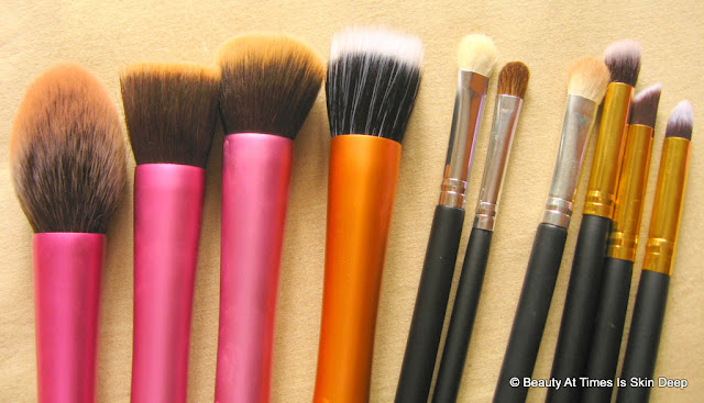 good RealTechniques brush dupes