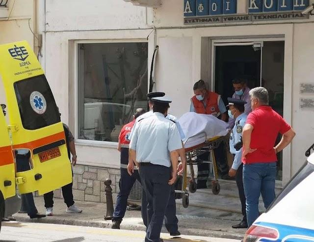 Δολοφονία συζύγου Κορφιάτη: Παραδόθηκε ο εφοπλιστής – Συνοδευόταν από τον Αλέξη Κούγια