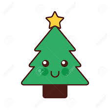 Christmas Tree Images Cartoon
