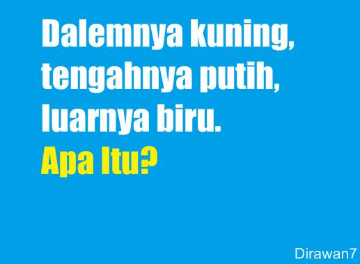 Bisa jawab 5 teka-teki pertanyaan ini?