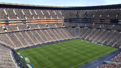 PES 2021 Stadium Soccer City