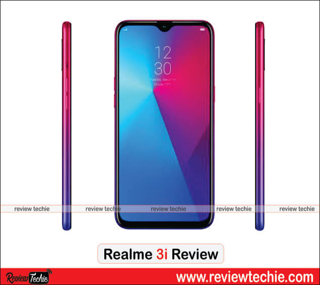 Realme 3i Review | Beautiful Design, Aggressive Pricing