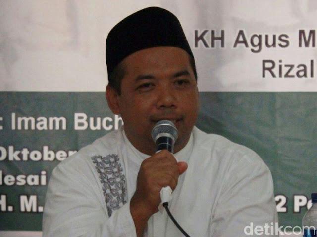 Gus Zaki Nyatakan Keluarga Ponpes Tebuireng Solid Dukung Jokowi-Kiai Ma'ruf