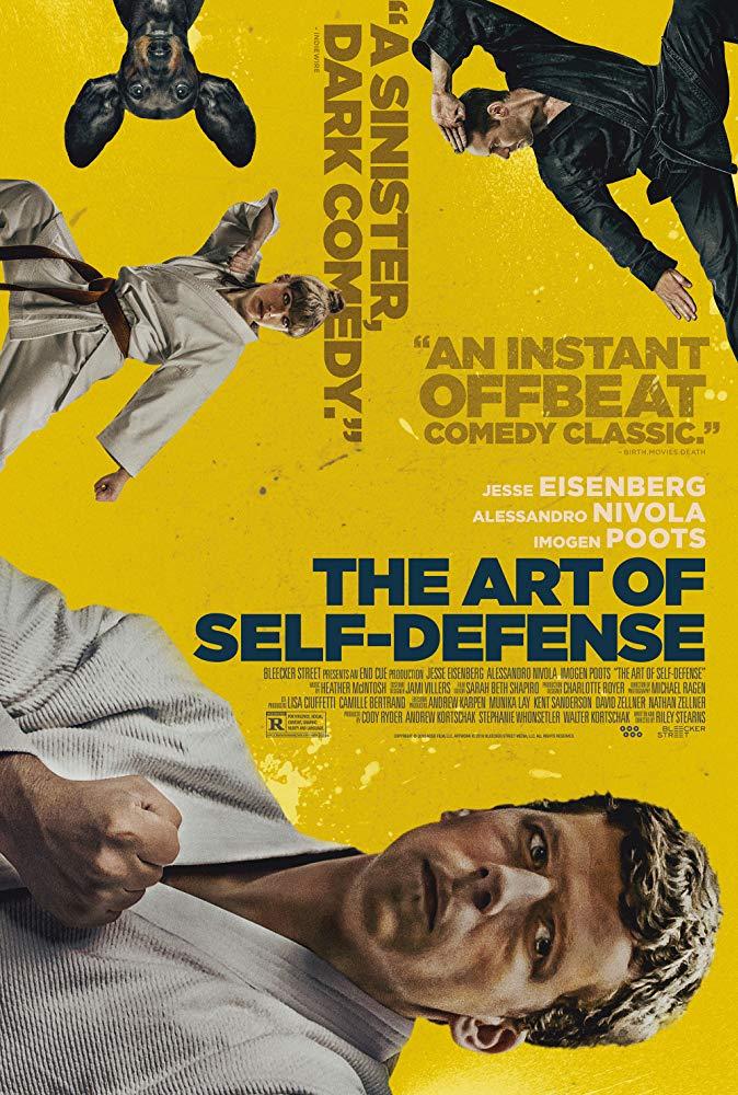 La mejor defensa es un ataque 2019 1080p Español Latino poster box cover