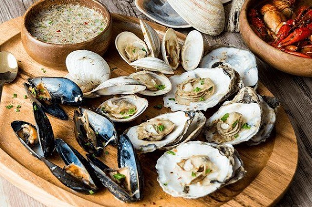 #Health #Warning for California residents : Don't eat shellfish,clams and scallops,  because after tests found dangerous levels of deadly toxins