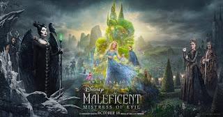 Maleficent Mistress of Evil D23 2019 Art