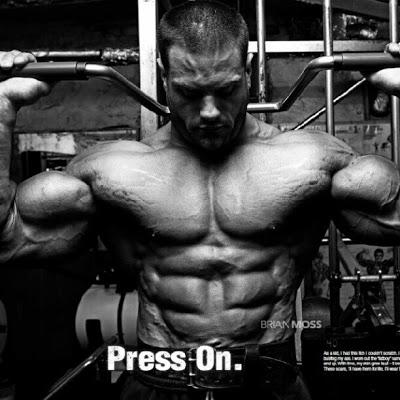 Stretch marks and the bodybuilder  By Vic Goyaram ~ BODYBUILDING