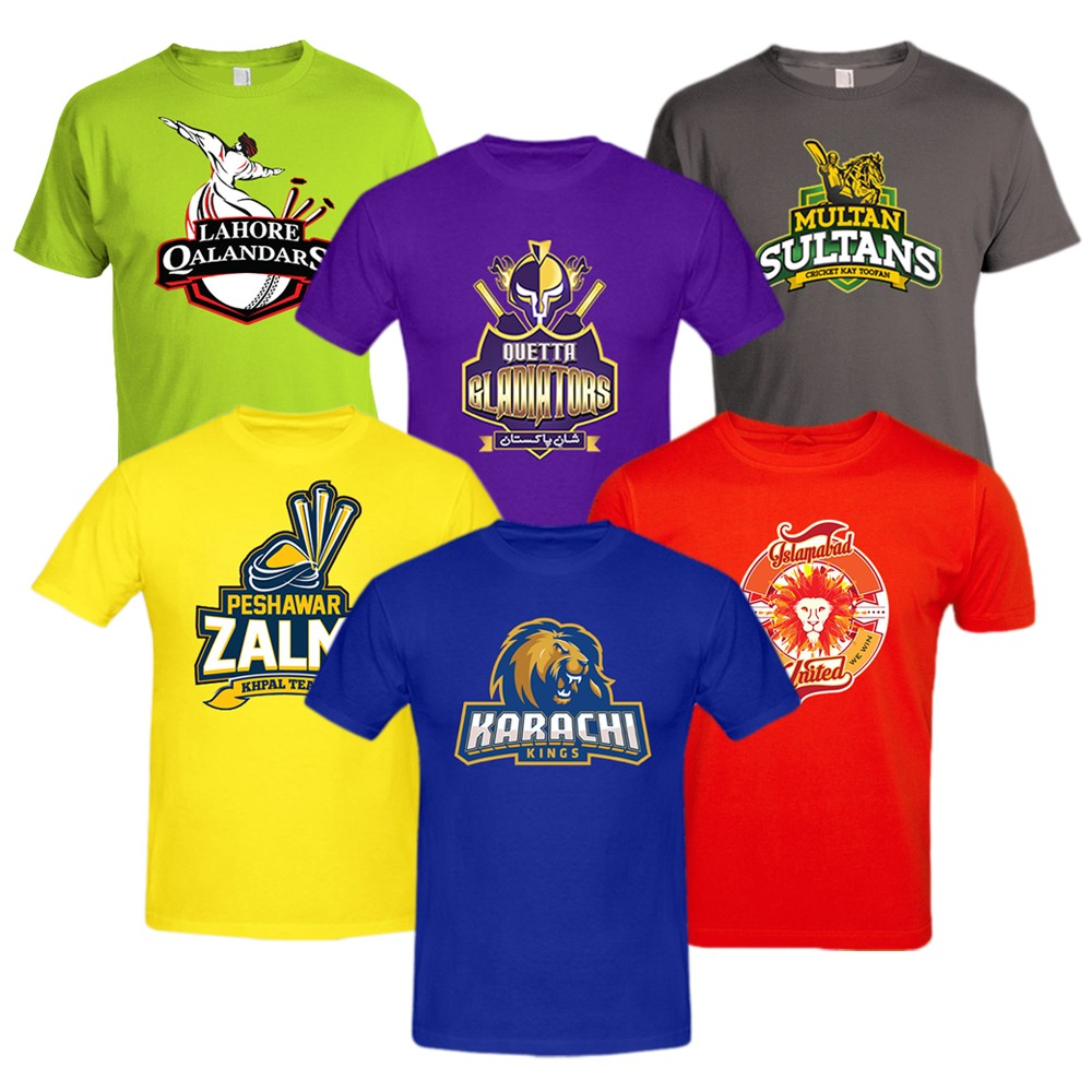T Shirts Printing In Karachi – EDGE Engineering and Consulting Limited