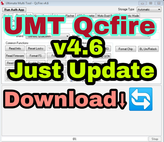 Qcfire 4.6 Latest Update 0ppo,Vivo Huawei Model Added Download Free
