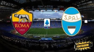 Рома - СПАЛ смотреть онлайн бесплатно 15 декабря 2019 прямая трансляция в 20:00 МСК.