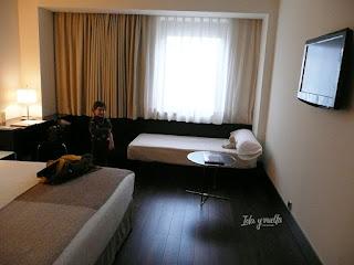 Parador de Alcalá de Henares habitación