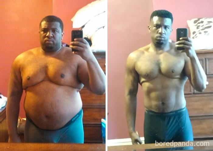 20 pessoas incríveis que perderam muito peso
