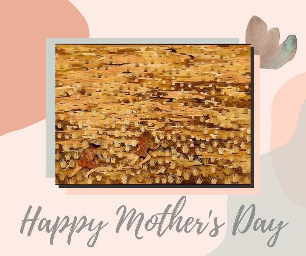 木箔,母親節