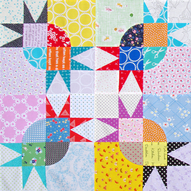 Pickle Dish Variation Quilt | Red Pepper Quilts
