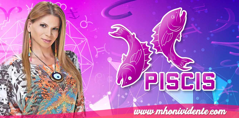 PISCIS - HORÓSCOPO DE HOY MARTES 16 ABRIL