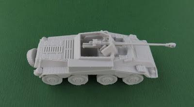 Sd Kfz 234/4 7.5cm PaK 40 picture 6