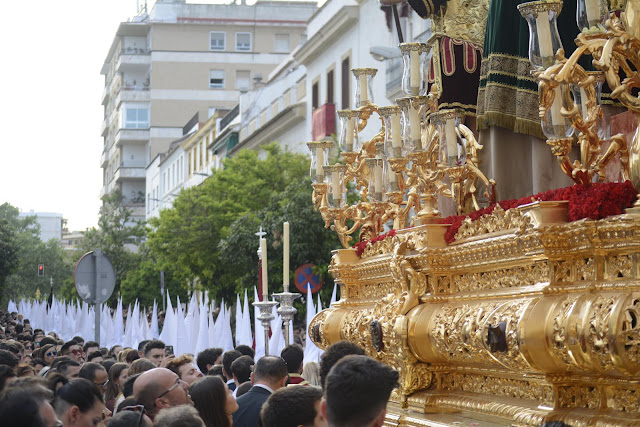 """""""Las procesiones no llegarán, con muchísima suerte, antes de la Semana Santa de 2021"""""""