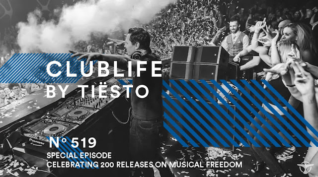 ClubLife by Tiësto Podcast 519