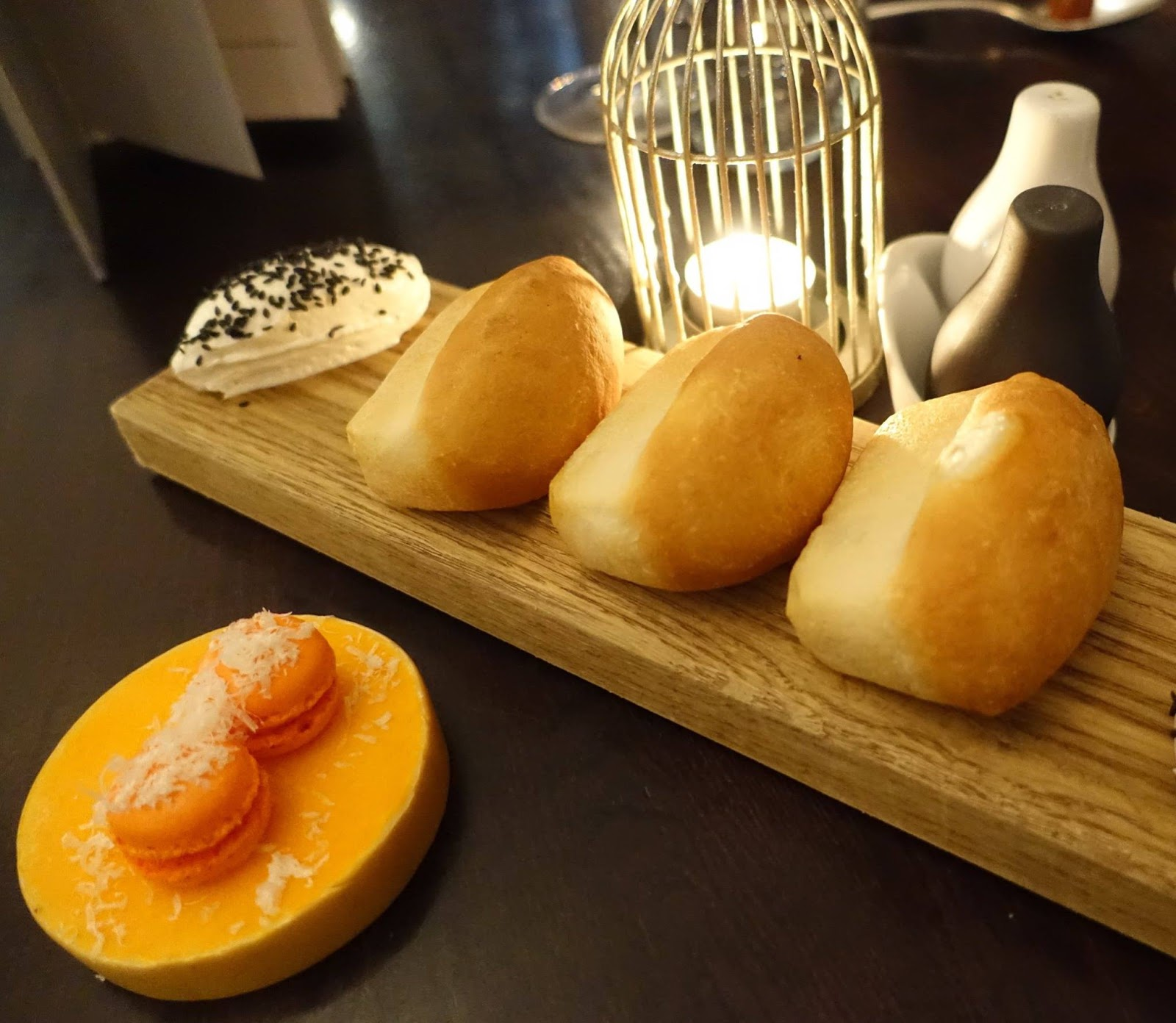 Peace & Loaf Jesmond - the best value special occasion restaurant in newcastle upon tyne. - bread and whipped butter