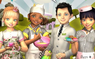 Avie Pocket Birthday Cooking Online Game