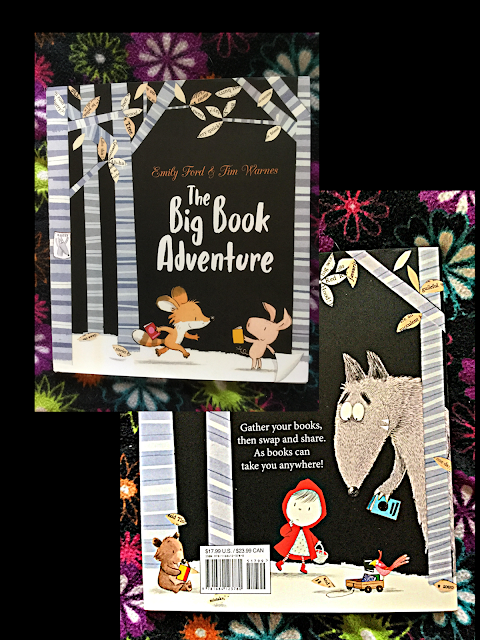 The Big Book Adventure_storytelling_book reading-childrens literature