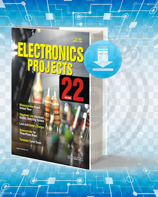 Free Book Electronics Projects Volume 22 pdf.