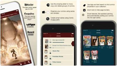 Aplikasi Baca Manga iOS Terbaik - 6