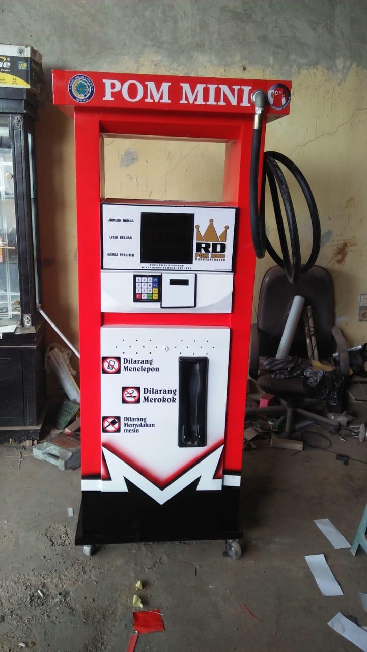 1 nozzle portable kapasitas 100 liter Harga: Rp 7.500.000