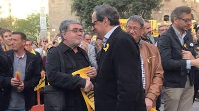 Quim el Torrat , ex President