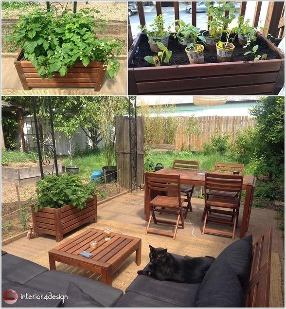 ideas for a small home garden 7