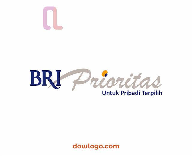 Logo BRI Prioritas Vector Format CDR, PNG