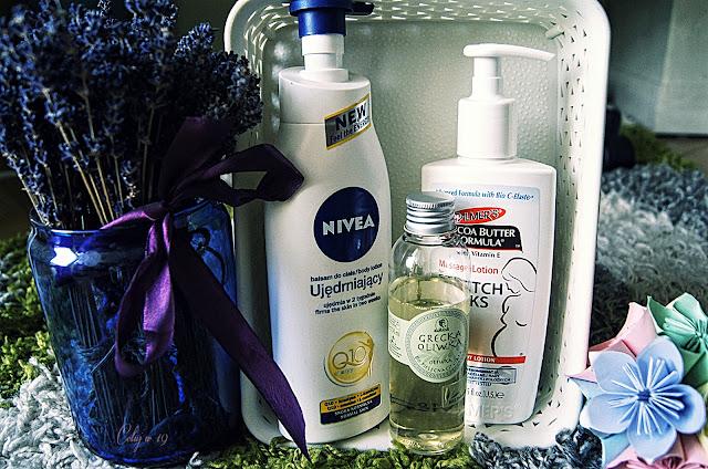 Zdjęcie kosmetyków używanych po prysznicu