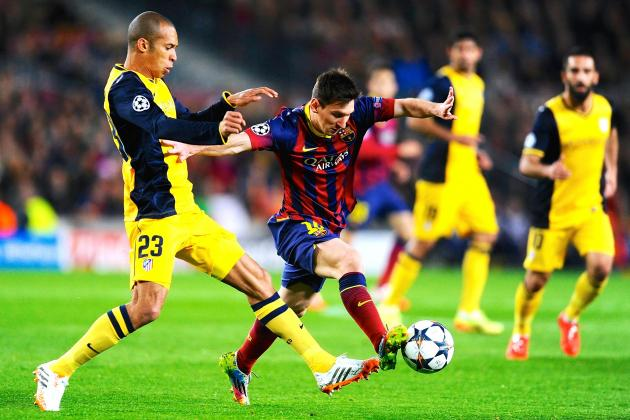 Update Skor Hasil Atletico Madrid vs Barcelona, Skor