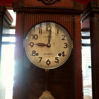 đồng hồ Seikosha