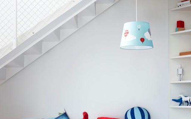 Coś dla małych oczu, czyli oświetlenie w pokoju dziecięcym - CZYTAJ DALEJ