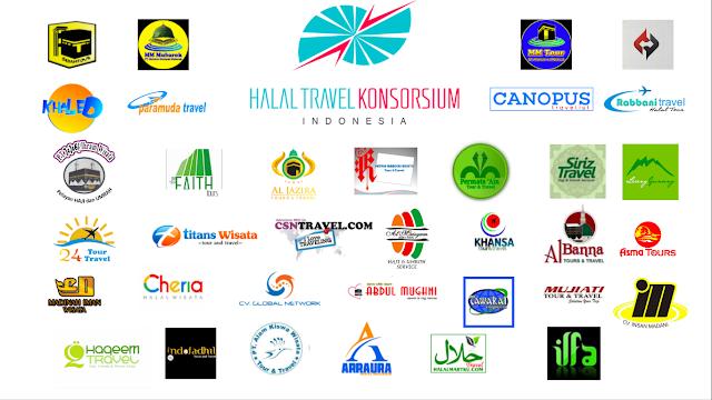 konsorsium tour wisata halal