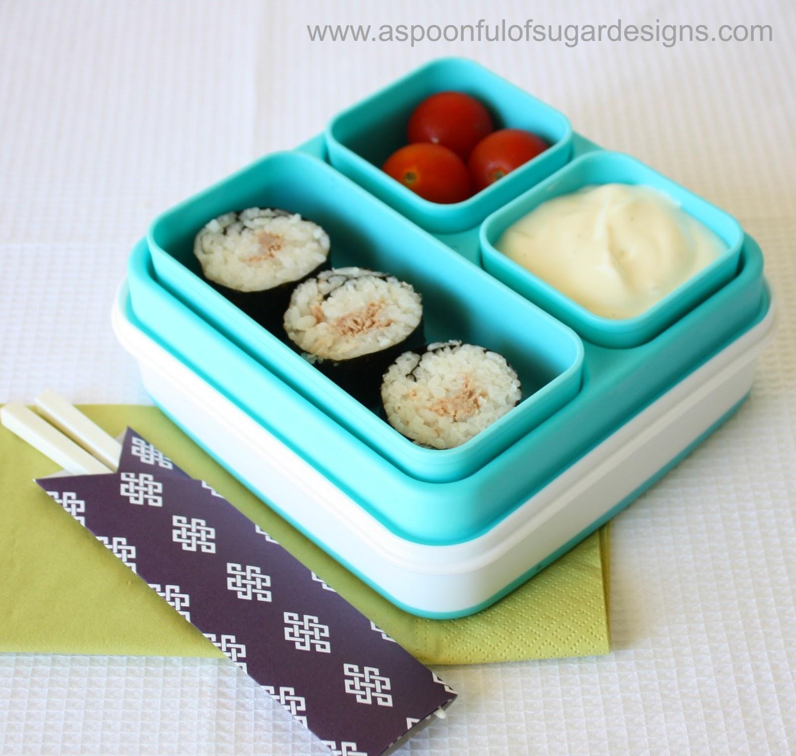 Lunch Box Ideas - A Spoonful of Sugar - photo#44