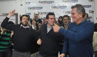 l intendente celebró la victoria del frente en Bahía y la región.