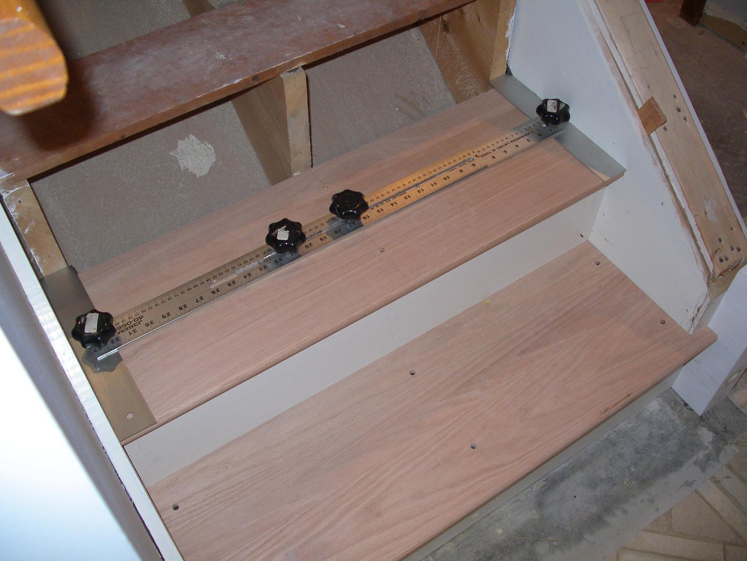 Nails And Sawdust Newel Post And Stairs