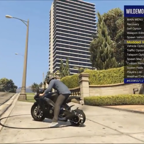 Game Modding Gta 5