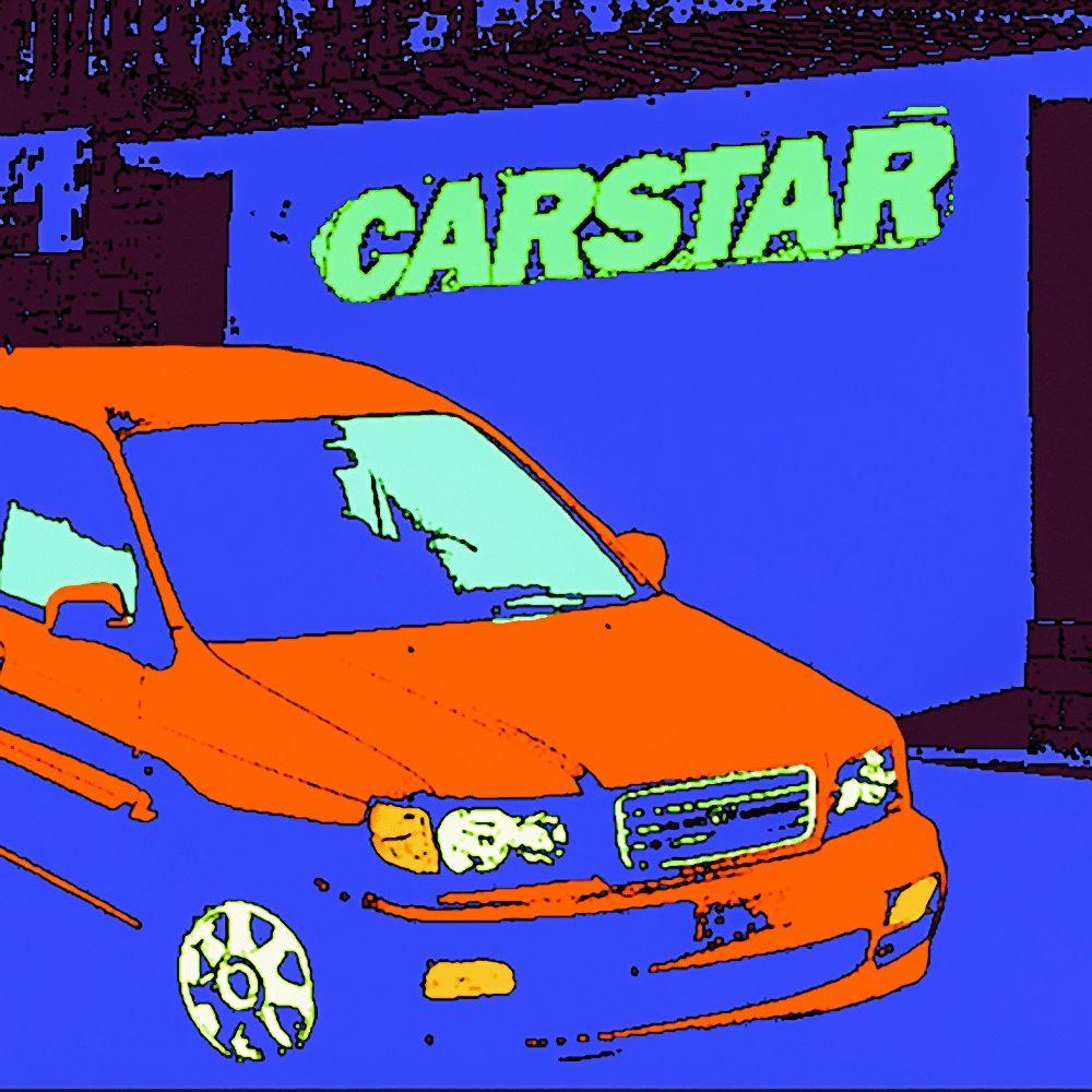 Look Purple Stars – CarStar – Single