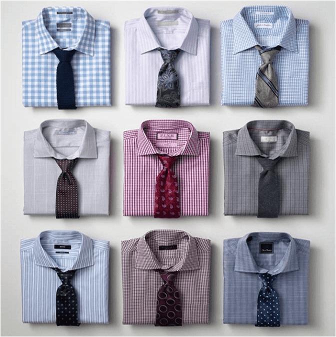 gömlek kravat uyumu