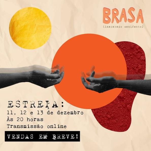 Variedade:BRASA (inacabado manifesto) questiona injustiças culturais na história de artistas mulheres