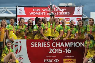 Están las sedes para el World Rugby Women's Sevens Series 2016-17