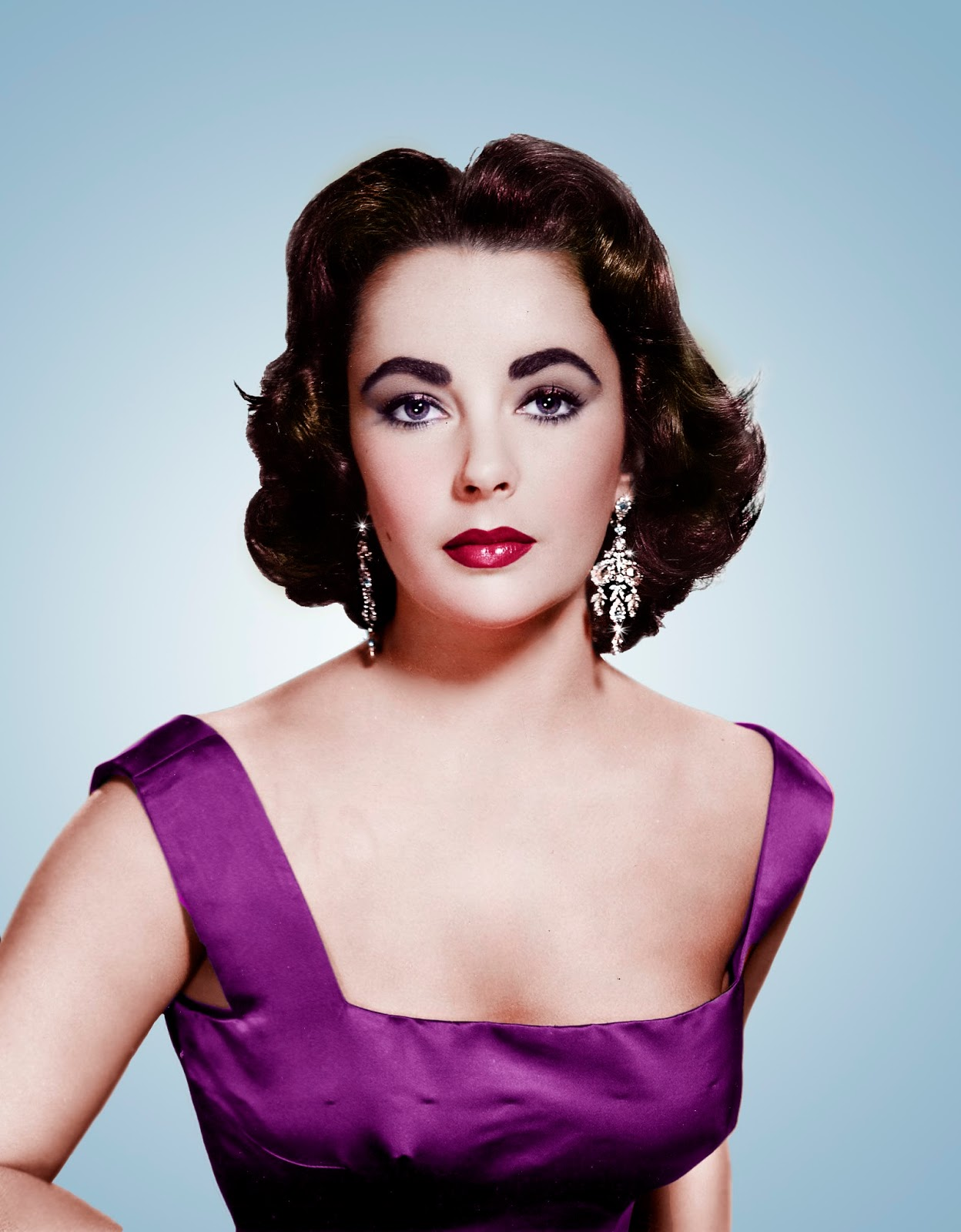 Most Beautiful Woman In The World Elizabeth Taylor-7714
