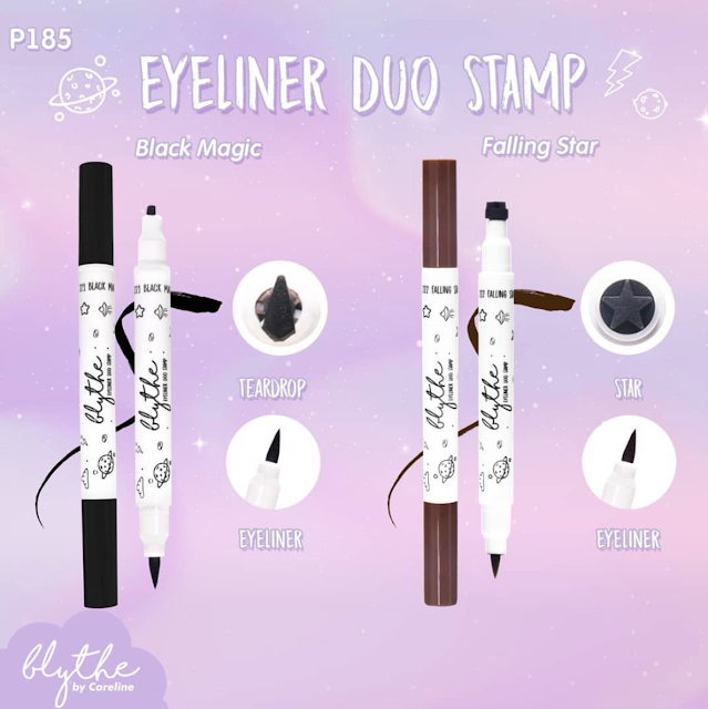 BLYTHE BY CARELINE EYELINER STAMP (P185) MORENA FILIPINA BEAUTY BLOG