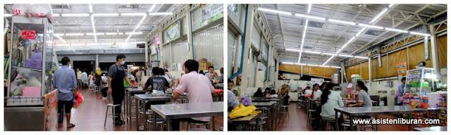cari makan kuliner Halal murah enak Thai Food Di Asiatique