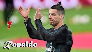 رونالدو يتوج بالدوري الايطالي مع يوفنتوس ويضرب الجميع
