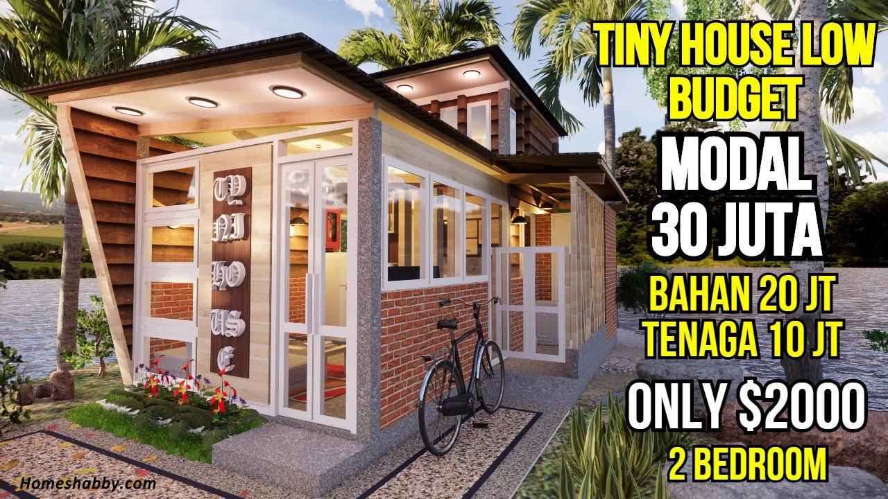 Desain Rumah Minimalis Dengan Biaya 30 Juta Hasilnya Luar Biasa Dan Nyaman  Buat Keluarga ~ Homeshabby.com : Design Home Plans, Home Decorating And  Interior Design